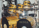 Silent Cry Drum set