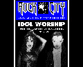 Idol Worship on the Cover of Rock City News